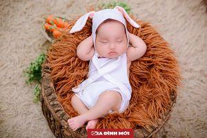 Bộ ảnh siêu dễ thương của bé sơ sinh khiến cộng đồng mạng điên đảo
