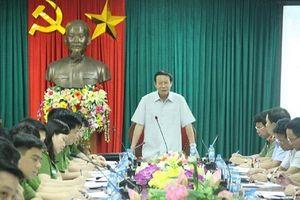 Thứ trưởng Bộ Công an trực tiếp chỉ đạo truy bắt hung thủ vụ trọng án ở Hưng Yên