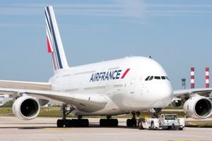 Đề xuất miễn thuế vật phẩm phục vụ chuyến bay cho Air France
