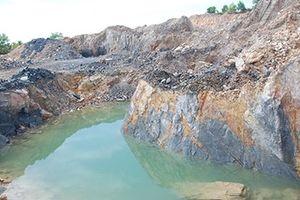 Hồi âm bài báo về việc khai thác tài nguyên khoáng sản làm phụ gia xi măng