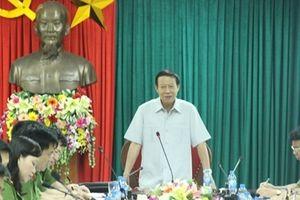 Thứ trưởng Lê Quý Vương chỉ đạo truy tìm hung thủ sát hại 2 vợ chồng ở Hưng Yên