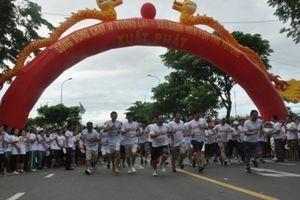 Doanh nhân Đà Nẵng tham gia chạy vì cộng đồng