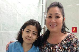 Gia đình hạn chế người vào thăm để đảm bảo sức khỏe cho Mai Phương