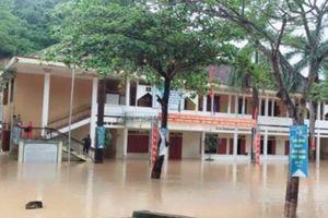 Nghệ An: Mưa lũ sau bão số 4 gây thiệt hại nặng nề