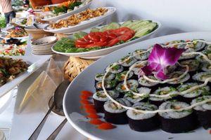 Tuần lễ ẩm thực chay'Mùa sen nở' mừng lễ Vu lan 2018