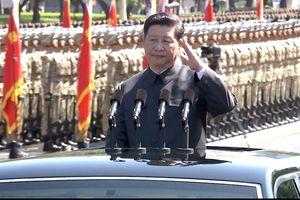 Chủ tịch Trung Quốc kêu gọi kiên quyết chống tham nhũng trong quân đội