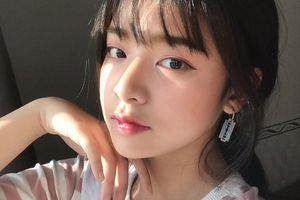Hot girl 10X thế hệ mới: Xinh đẹp và nổi bật không kém đàn chị