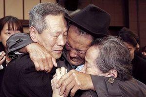 Đoàn tụ các gia đình ly tán Hàn - Triều: Quá muộn cho nhiều người