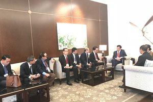 Tiếp tục triển khai hợp tác TDTT giữa Việt Nam và Lào