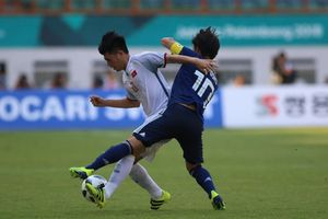Olympic Việt Nam thắng Nhật Bản vì đối thủ buông?
