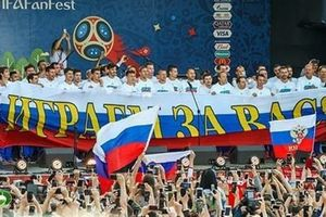Giá dầu tăng-World Cup thành công, giúp Nga tăng trưởng mạnh
