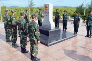 Phát huy vai trò nòng cốt, xây dựng khu vực biên giới vững mạnh