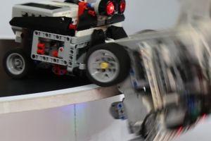 Video các robot đối kháng cực gây cấn tại cuộc thi Robotacon - WRO 2018