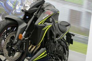 Suzuki GSX-S1000 và R1000R ra màu 'bạch mã và báo đen' cực ngầu