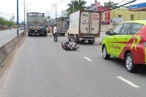 TP.HCM: Ô tô bất ngờ di chuyển, 2 cha con bị tai nạn thương tâm