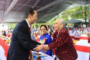 Lễ kỷ niệm trọng thể 130 năm Ngày sinh Chủ tịch Tôn Đức Thắng