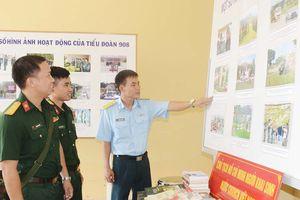 Lữ đoàn 96 (Binh chủng Pháo binh) và Lữ đoàn 87 (Binh chủng Hóa học) kỷ niệm 10 năm Ngày truyền thống