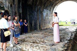 Độc đáo công trình di sản hơn 600 tuổi