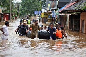 Hỗ trợ nạn nhân bị thiên tai tại Ấn Độ