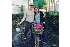 Đạp xe đến bệnh viện… sinh con