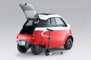 Xem ôtô siêu nhỏ Isetta 'hàng độc' sắp được tái sinh