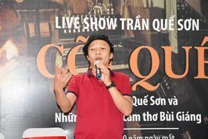 Nhạc sĩ Trần Quế Sơn làm live show 'Cõi quê'