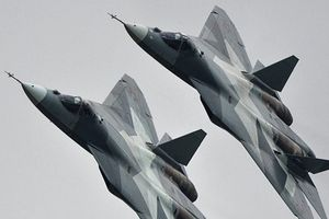 Quân đội Nga sắp có thêm chiến đấu cơ thế hệ thứ 5 Su-57