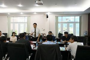 Tiếp và làm việc với Lãnh đạo trường Đại học Quốc gia Đông Hoa, Đài Loan