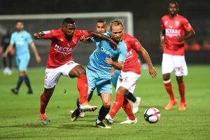 Tân binh lại làm nên địa chấn ở Ligue 1