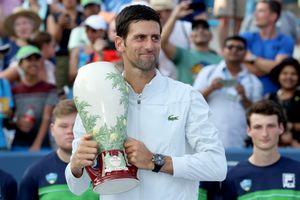 Hạ Federer, Djokovic trở thành người đấu tiên có Golden Masters
