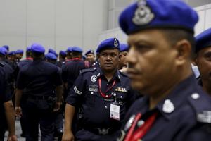 Một thiết bị phân tán phóng xạ của Malaysia mất tích
