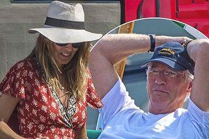 Rộ tin tài tử 'Pretty Woman' Richard Gere sắp làm cha ở tuổi 69