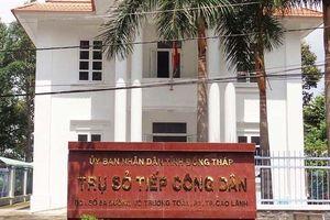 Đề nghị xử lý nhiều Giám đốc Sở, Chủ tịch huyện tại Đồng Tháp 
