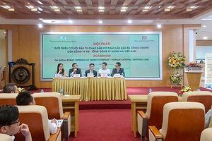 Tổng vận tải biển lớn nhất Việt Nam sắp chào bán cổ phần lần đầu