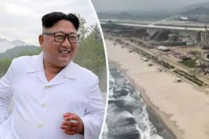 Kim Jong Un hé lộ dự án khu nghỉ dưỡng ven biển hoành tráng