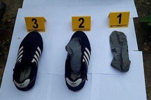 Hung thủ sát hại 2 vợ chồng ở Hưng Yên để lại gì gần hiện trường?