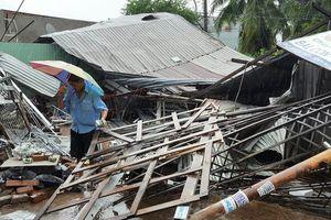 Khánh Hòa lo chống bão sau 'cơn khủng hoảng' bão Damrey