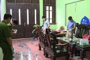 Khởi tố vụ án giết 2 vợ chồng trong đêm tại Hưng Yên