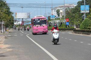 Hàng loạt tuyến đường ở Bình Thuận được lắp camera giám sát giao thông