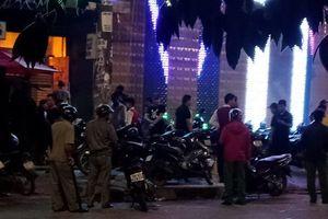 Hai nhóm thanh niên hỗn chiến tại quán bar, nhiều người bị thương