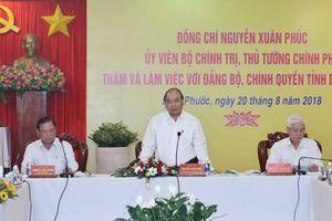 Bình Phước cần tập trung phát triển kinh tế tư nhân