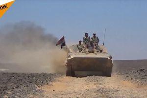 Quân đội Syria dồn dập pháo kích các chiến địa IS ở Sweida