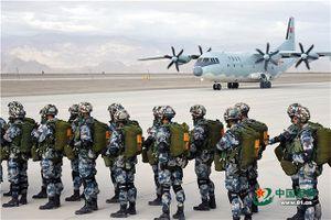 Trung Quốc phản ứng tin 'đưa quân tới Syria'