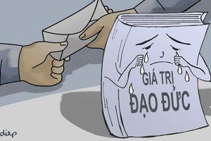 Thủ tục hành chính, sau cải cách, có thực không biết đưa phong bì cho ai?