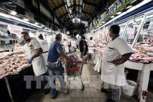 Hy Lạp chính thức rời khỏi chương trình cứu trợ của châu Âu