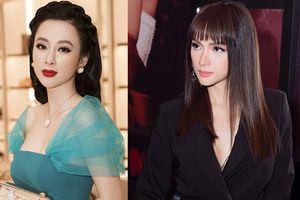 Hương Giang, Lan Khuê lên ngôi với lớp make-up hoàn hảo - Angela Phương Trinh lại như gấp đôi số tuổi