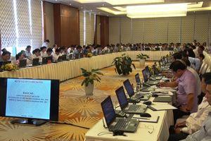 Hội nghị giao ban công tác quản lý TN&MT các tỉnh khu vực phía Nam