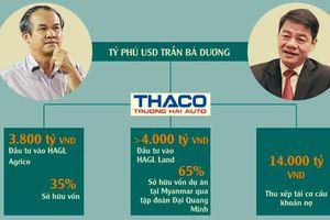 Kết hôn' với Thaco, bầu Đức tự tin rót thêm nghìn tỷ vào vườn chuối