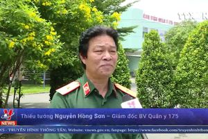 Hành trang của người lính Việt Nam gìn giữ hòa bình