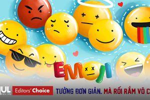 Emoji - Tưởng đơn giản, mà rối rắm vô cùng